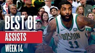 NBA's Best Assists   Week 14   State Farm