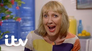 Our Shirley Valentine Summer | Aggie MacKenzie Tries Out Tinder | ITV