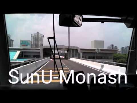 Sunway BRT X Rapid KL (Malaysia)