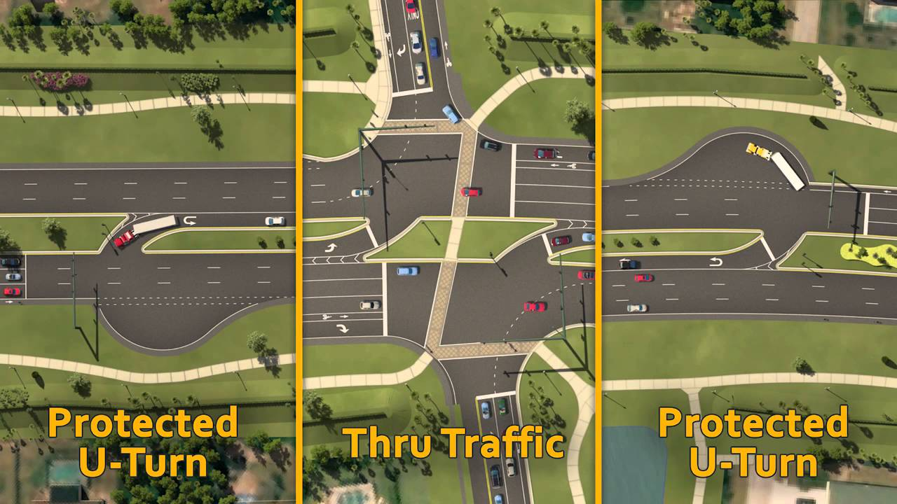 Crosstown Parkway Extension Project Animation Youtube