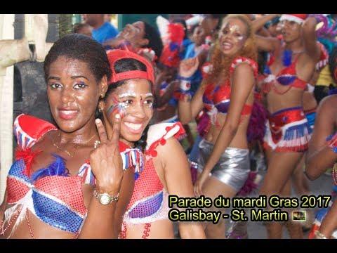 Parade du Mardi Gras - Galisbay St Martin  28.2.17