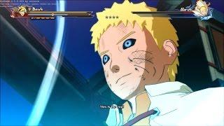 Boruto vs Edo Tensei Hokage Naruto Full Fight English Sub - Road To Boruto 60fps