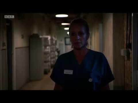 Holby City -  Jac is found shot