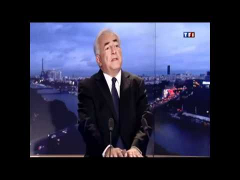 Analyse du langage non verbal de Dominique Strauss-Kahn