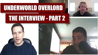 How to get into the videogame industry? Underworld Overlord Dev Team Interview - Part 2