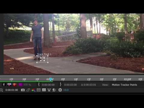 CGI After Effects Tutorials HD: After Effects Create A Hoverboard Effect