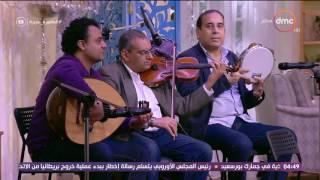 السفيرة عزيزة - المطرب / إبراهيم راشد ... يبدع ويتألق بأغنية