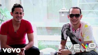 """Angel Y Khriz - Intro to """"Ayer La Vi"""""""