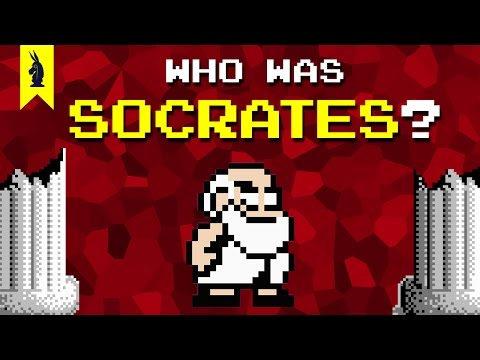 Who Was Socrates? – 8-Bit Philosophy