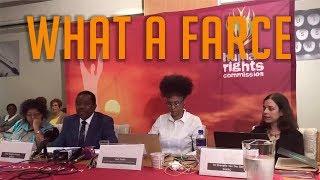 The SAHRC Joke | South Africa (2019)