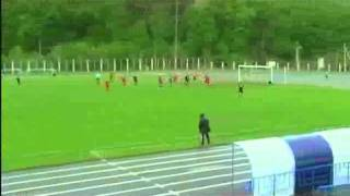 Арсенал БЦ-Буковина Чернівці-1-2,07.05.11,29 тур Перша Ліга.flv