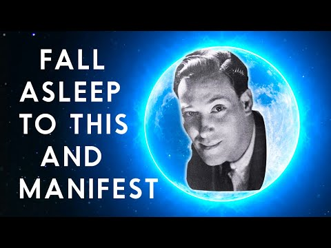 Neville Goddard - Guided Meditation To Manifest Your Desires (Listen Before You Sleep)