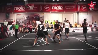 The Kris Fade vs Brent Black Basketball Challenge