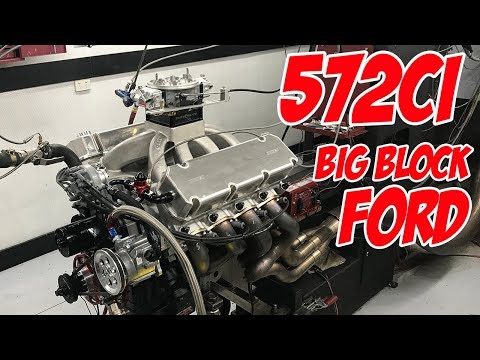 1000hp ASPO Big-block Ford Dyno!