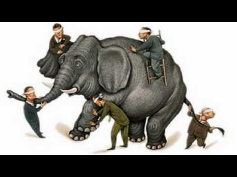 """The Blind Men and the Elephant"" by John G. Saxe (read by Tom O'Bedlam)"