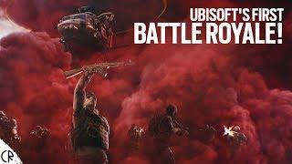 Ubisoft's First Battle Royale PVP & PVE - Mercenaries - Tom Clancy's Ghost Recon: Wildlands