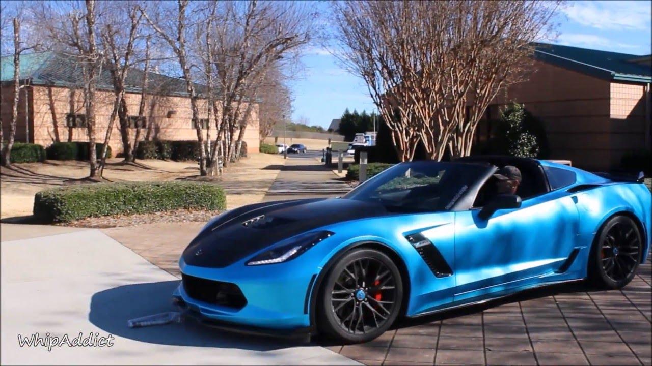 New Corvette Stingray >> WhipAddict DVD: Atlanta Custom Wraps, 81' Trans Am, 15 ...