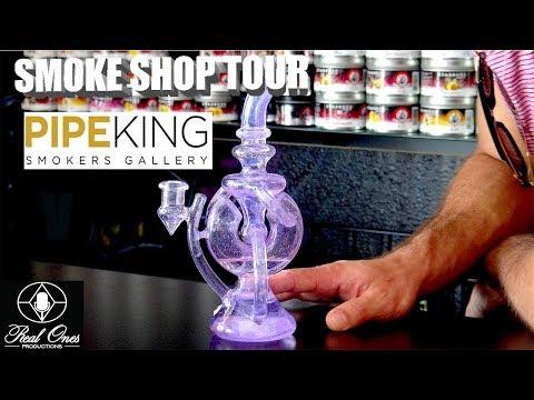 SMOKE  SHOP TOUR: PIPEKING - LA HABRA