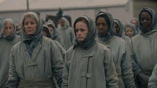 'The Handmaid's Tale' Season 2: How Alexis Bledel Handled the Colonies (Exclusive)