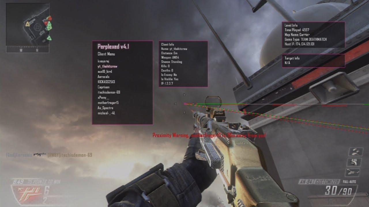 Release - Perplexed v4 1   Pre-Game + Non-Host Mod Menu