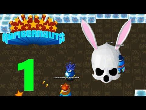 [1] Rabbit To The Moon! (Bombernauts)