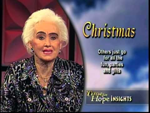 """""""Come Let Us Adore Him"""" with Robert J. Morgan, Time for Hope with host Dr. Freda Crews"""