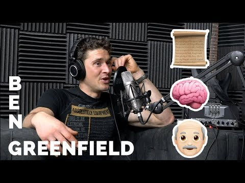 Ben Greenfield On CBD, Hacking Your Brain, Science And The Bible, Anti-aging, And More!