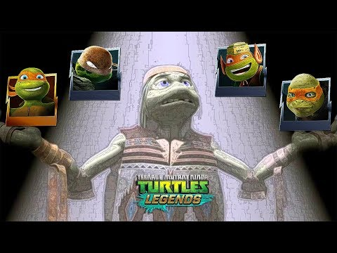 Teenage Mutant Ninja Turtles Splinter Names The Turtles Exclusive Clip Youtube