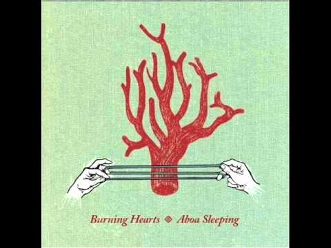 Burning Hearts - Sea Birds