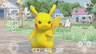 [30MB] Download best graphics pokemon game in android| with gameplay proof|