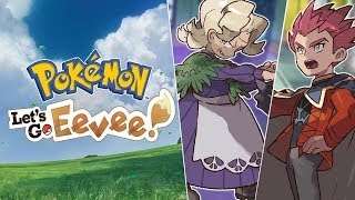 AGATHA i LANCE! CZY DAM RADĘ BEZ LECZENIA?! - Pokemon Let's Go Eevee #29 [PO POLSKU]
