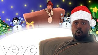 Kanye West & Lil Pump - I Love It but it's the most popular CHRISTMAS SONG