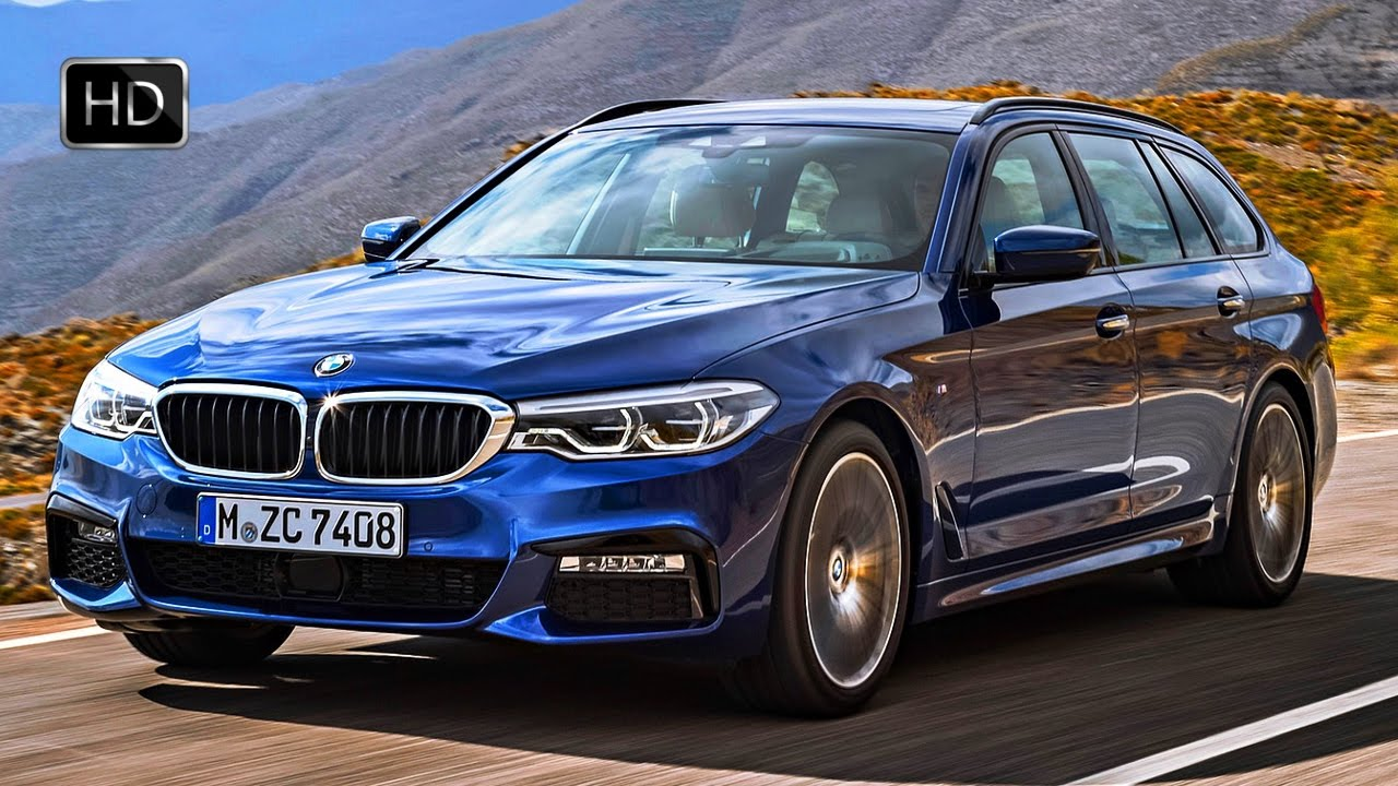 2018 bmw 5 series 530d xdrive touring exterior interior design driving footage hd youtube. Black Bedroom Furniture Sets. Home Design Ideas