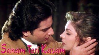 Saif Ali Khan & Pooja Bhatt romances in Garden - Part 3   Atul Agnihotri - Sanam Teri Kasam