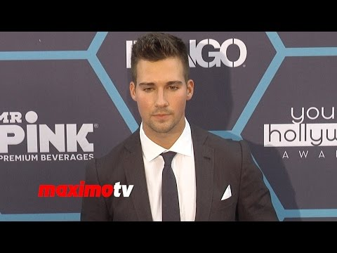 James Maslow | 2014 Young Hollywood Awards | Arrivals - maximotv  - bJVeGDX9zm4 -