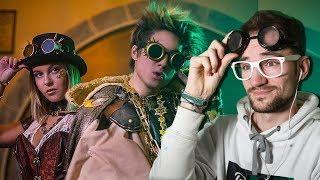 Der SANDMANN feat. DAGI BEE (Musikvideo)   Julien Bam   REACTION