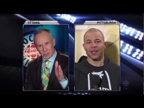 HNIC - Inside Hockey: Jarome Iginla's Interview with Ron MacLean - Mar 30th 2013 (HD)