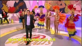 Meu Brasil sur France 2 - Les Z'Amours