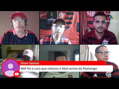 01/12/2019 - PRÉ-JOGO | ProgramaRN ESQUENTA » Palmeiras x Flamengo- 36ª rodada do Brasileirão.