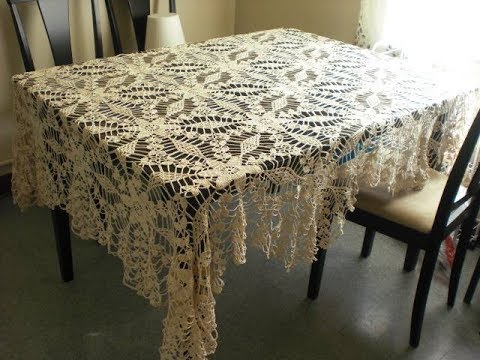 Home Decor Crochet
