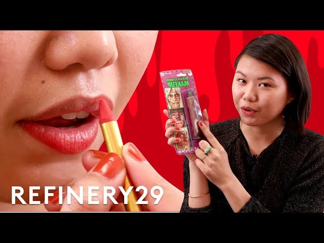 How To Wear Halloween Makeup Every Day | Beauty With Mi | Refinery29