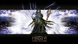 Might & Magic Heroes 6 Danse Macabre Main Music Theme