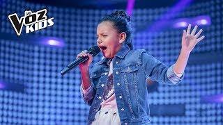 Cami canta Tu Peor Error - Rescates | La Voz Kids Colombia 2018