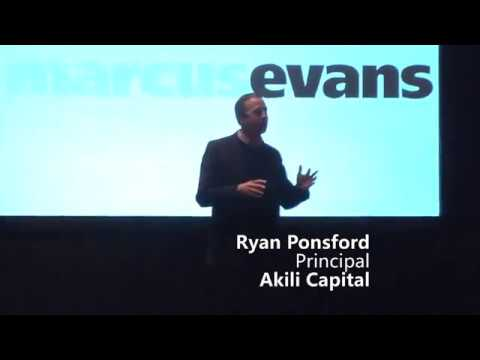 Private Wealth Management Summit   Closing Presentation  Ryan Ponsford, Akili Capital  Low Res