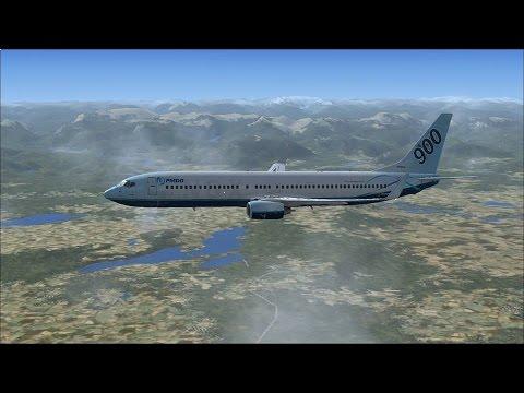 Flight Simulator X (FSX)   Live Stream #8