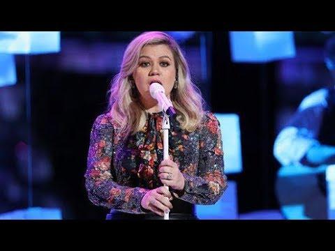 Kelly Clarkson Slays TWO F#5s on 'The Voice' Duet w/ Brynn Cartelli