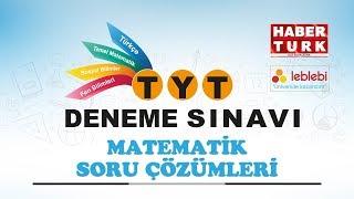 Gambar cover HABERTÜRK TYT DENEME SINAVI - 1 / MATEMATİK