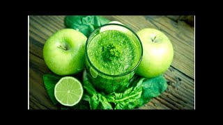 Drink This DIY Delicious Green Smoothie Daily For Fast And Natural Weight Loss!