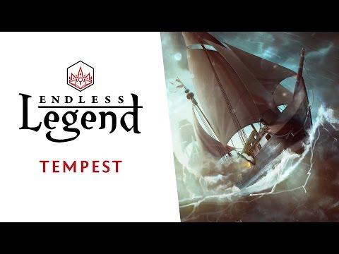 Endless Legend - Tempest - Launch trailer