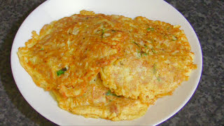 How to make Tuna Omelette with Onion